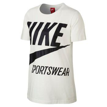 Nike Sportswear Tee BRS Damer Hvid