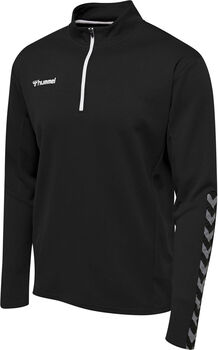 Hummel hmlAUTHENTIC HALF ZIP Sweatshirt Herrer