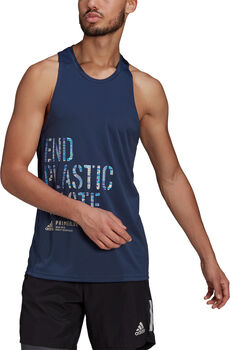 adidas Run for the Oceans Graphic tank top Herrer