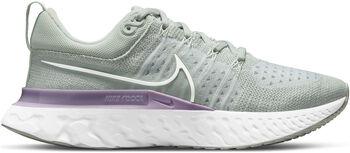 Nike React Infinity Run Flyknit 2 løbesko Damer Grå