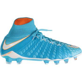 Nike Hypervenom Phantom 3 DF Fg Damer Blå
