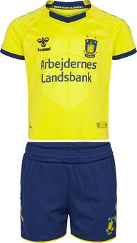 Hummel Brøndby Home Mini Kit 18/19