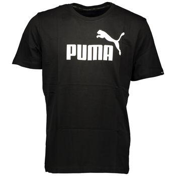 Puma Essential No.1 Tee Herrer Sort
