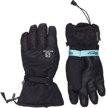 Salomon Gloves Strike Gtx® Herrer Sort