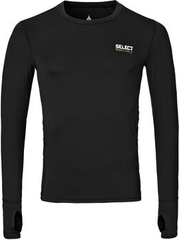 Select Compression T-shirts LS Herrer