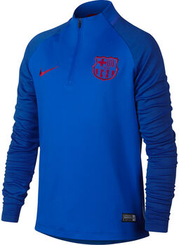 Nike  Dri-FIT FC Barcelona Strike Big Kids' Soccer Drill Top