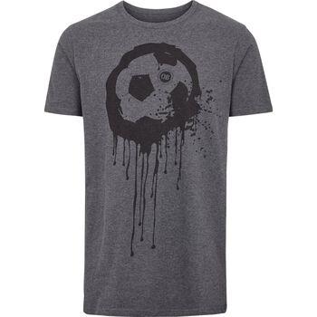 NOBRAND OB T-Shirt Herrer Grå