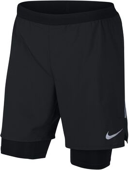 Nike M NK Distance 2IN1 Short 7IN Herrer