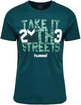 Hummel Pete T-shirt S/S Herrer