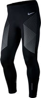 Nike Power Run Tight Gx - Mænd Sort