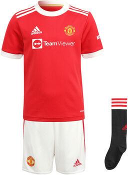 adidas Manchester United 21/22 hjemmebanesæt
