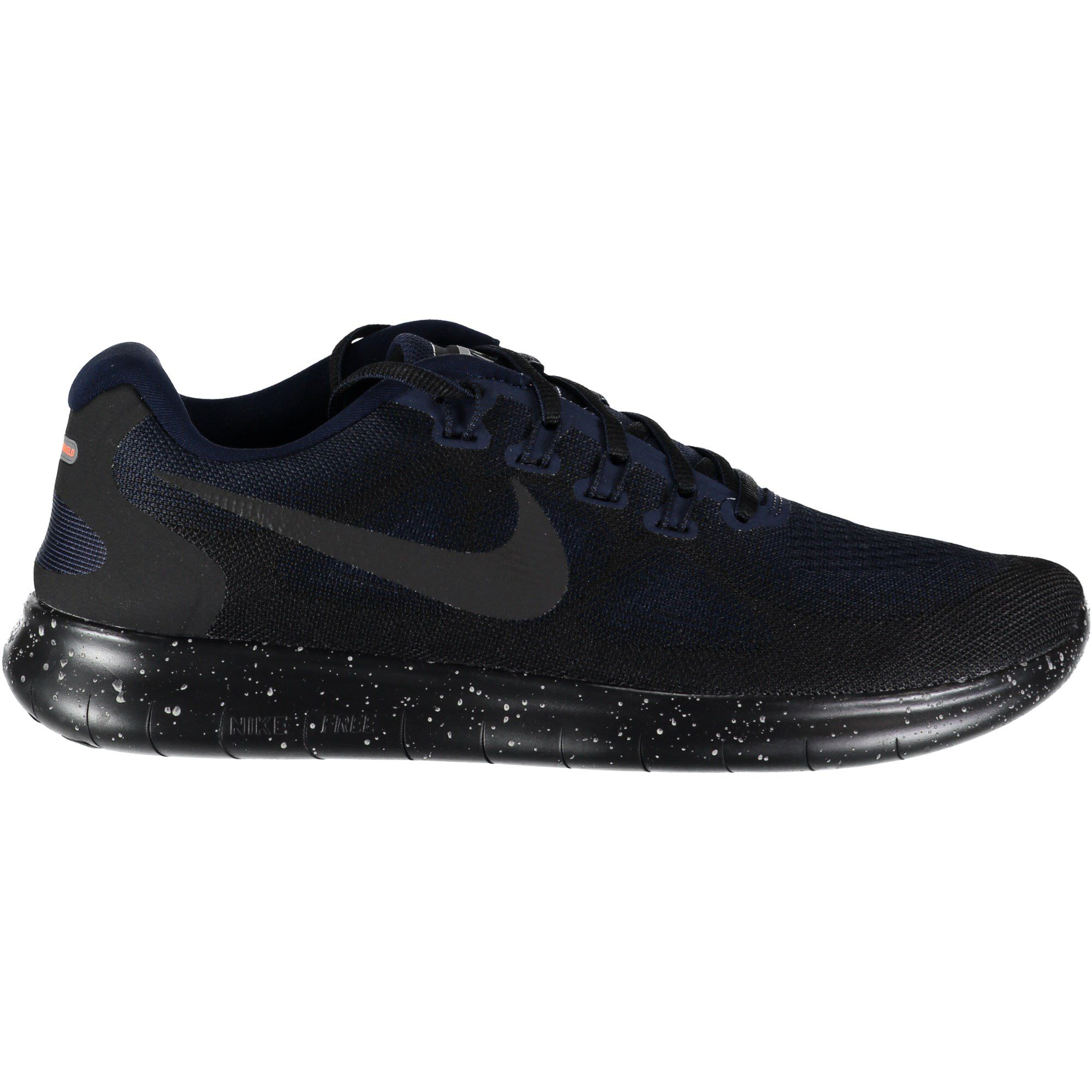 new product 8124e 3ef2a ... spain nike free rn 2017 shield mænd sort 99db3 bcfda