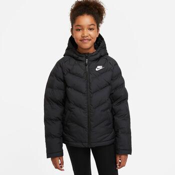 Nike Sportswear Synthetic-Fill polstret jakke Sort
