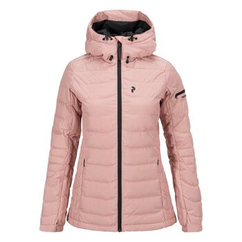 Peak Performance Blackburn Ski Jacket Damer Pink