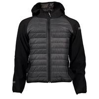 Mckinley Hybrid Jacket - Børn Grå
