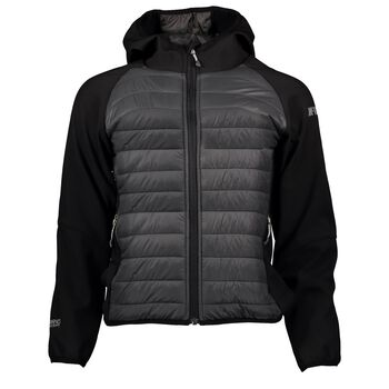 McKINLEY Hybrid Jacket Grå