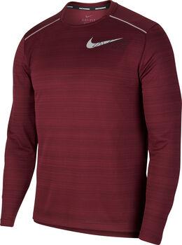 Nike Miler  Long-Sleeve Running Top  Herrer
