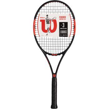 Wilson Federer Control 103 W/O CVR 1 Rød