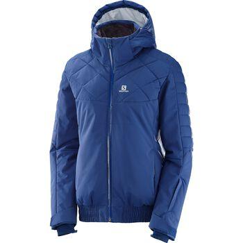 Salomon Sun & Shine Jacket Damer Blå