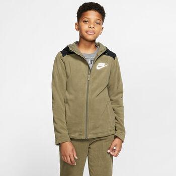Nike Sportswear Winterized Full-Zip Hoodie Grøn