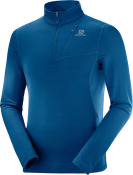 Salomon Grid Half-zip Herrer