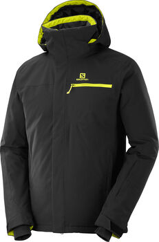 Salomon Strike Ski Jacket Herrer
