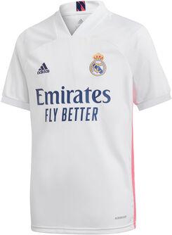 Real Madrid 20/21 Hjemmebanetrøje Junior