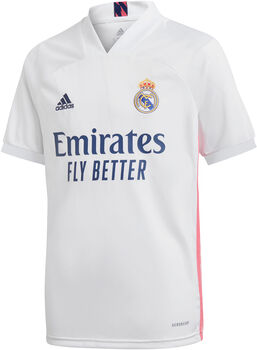 adidas Real Madrid 20/21 Hjemmebanetrøje Junior