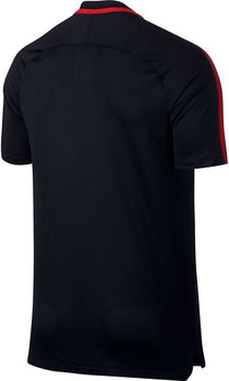 Nike Squad FC Barcelona Football Top Herrer Sort
