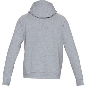 Rival Fleece Logo hættetrøje