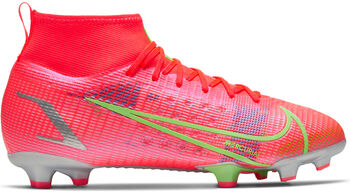 Nike Mercurial Superfly 8 Pro FG fodboldstøvler Rød