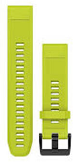 Fenix 5 22mm Quickfit Neongul