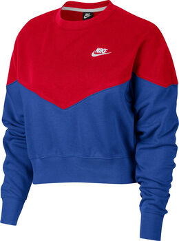 Nike Sportswear Fleece Crew Damer