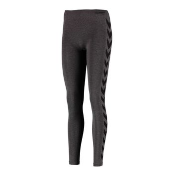 Hummel Classic Bee Ci Seamless Tights Damer Grå