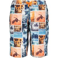 Firefly Seth Bermuda Shorts - Mænd Orange