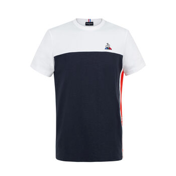 Le Coq Sportif Saison 1 t-shirt Herrer