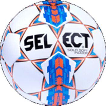 Select Fodbold Solo Soft Indoor Hvid