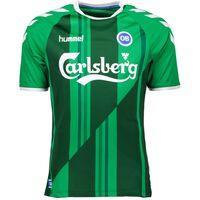 Hummel OB Away Fodbold Jersey 16-17- Unisex