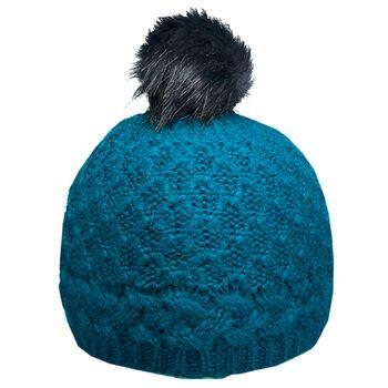 McKINLEY Malma Knit Beanie Blå