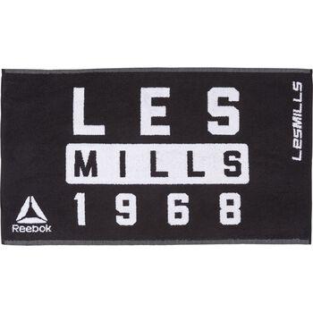 Reebok Les Mills - Håndklæde Sort