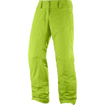 Salomon Express Pant Granny Green Damer