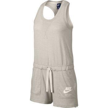 Nike Sportswear Gym Vintage RMPR Damer Gul