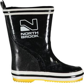 Northbrook Nano Gummistøvler Junior Sort