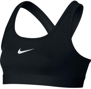 Nike Pro Classic Sports Bra Piger Sort