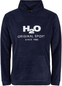 H2O Blåvand Fleece Hoodie Herrer