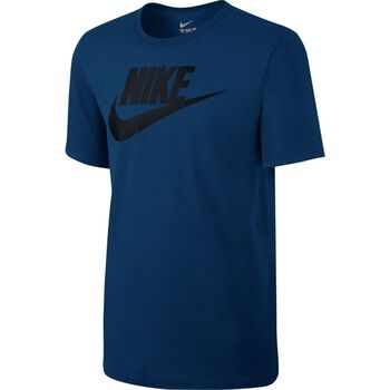 Nike Futura Icon Tee Herrer Blå