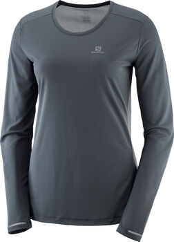 Salomon Agile Long Sleeve Tee Damer