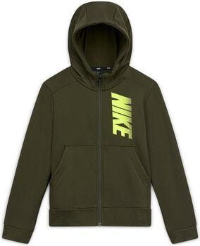 Nike Dri-FIT BIG KIDS ZIP Fleece Hoodie