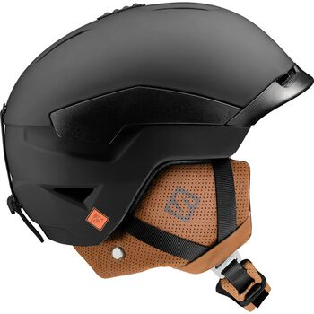 Salomon Helmet Quest Ski Air Sort
