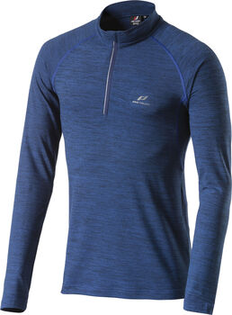 PRO TOUCH Amon II Half-Zip LS T-Shirt Herrer